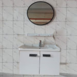 Lavabo Meuble complet circulaire