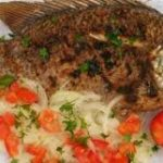 POISSON BRAISE CHEZ MAMAN BETTY