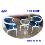 TABLE BE  TO BE